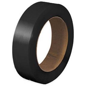 Storopack Polychem Strapping Black 1/2